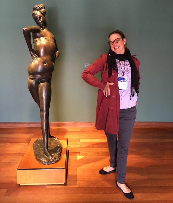 In which Tammy talks to strangers, makes friends, and learns stuff in museums